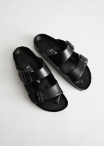 & Other Stories - black Birkenstock Arizona EVA