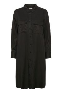 Part Two - black shirt dress