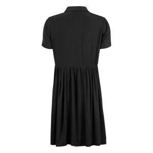 Soft Rebels - black Rosanna shortsleeved shirt dress