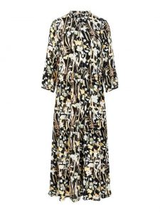Y.A.S. - printed Meadow dress