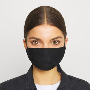Zign - black face mask